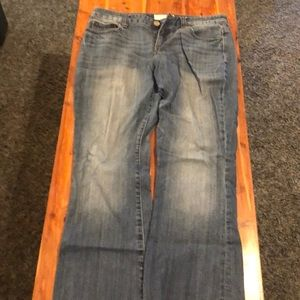 Maurices 9/10 short...boot cut (Taylor boot)